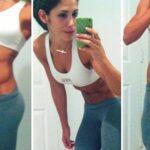 Trainingsplan und Ernährungsplan von Bella Falconi