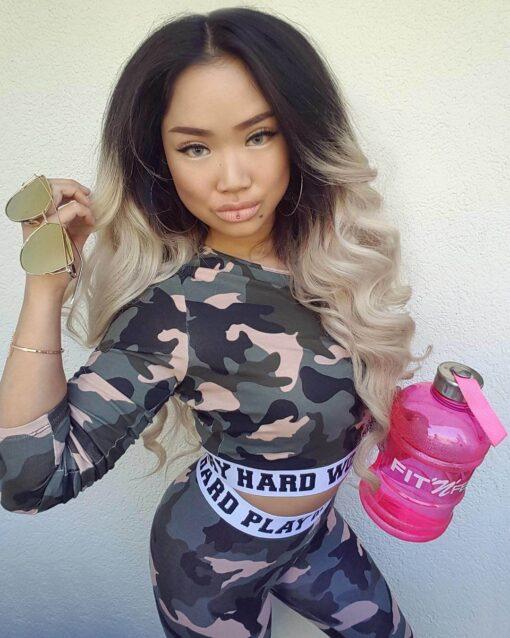 Pink Water Jug 2