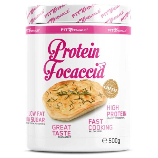 Protein Focaccia 1