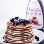 Leckere Pancakes mit Cream Zero