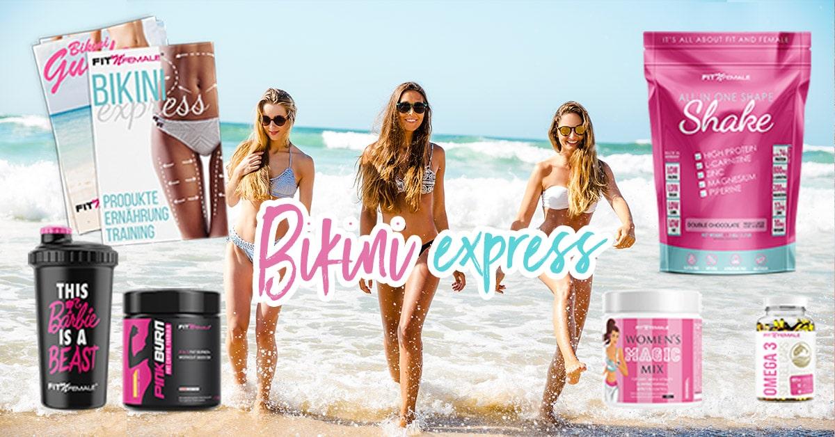Bikini Express - Die besten Tipps für rasche Erfolge! 1