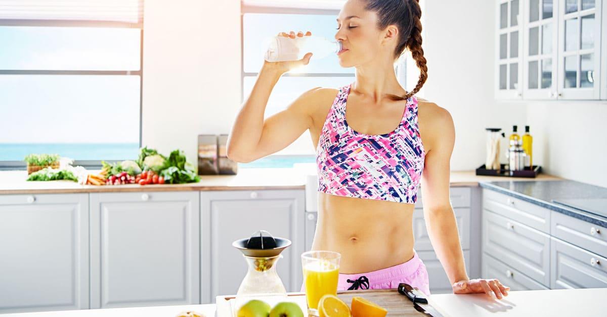 Dein Ernährungsplan von FitnFemale 1