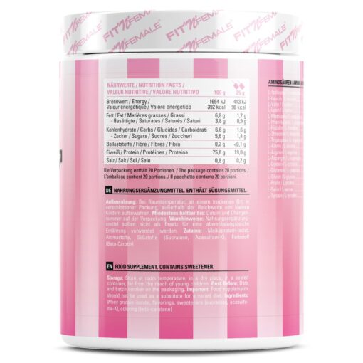 Whey Isolate 3
