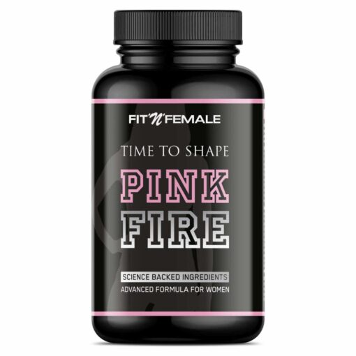 Fatburner Pink Fire 6