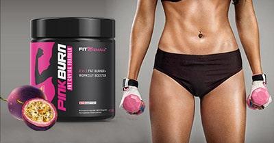 Pink Burn (2 In 1 Fatburner & Booster) 14