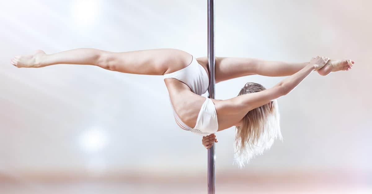 Gründe, weshalb du Pole Dance testen solltest 1