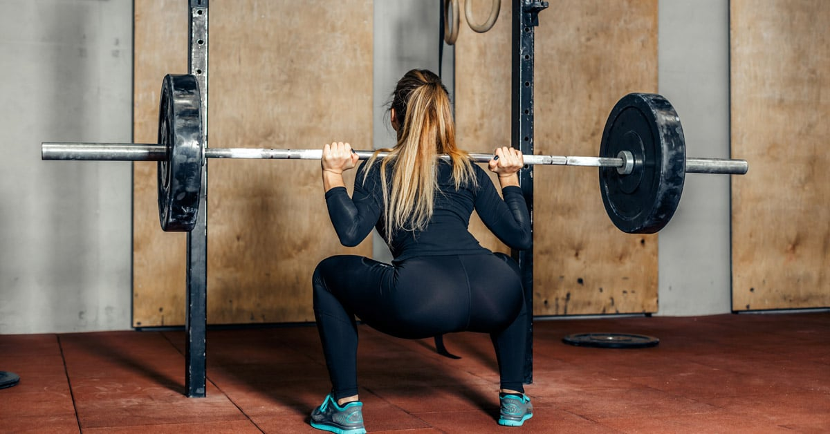 Yes, I squat - with squats to top form