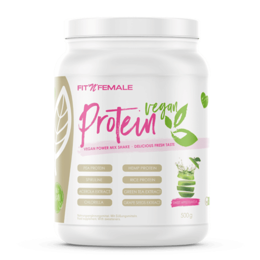 Vegan Protein 1