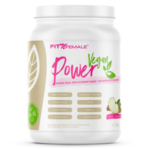 Vegan Power Shake 1