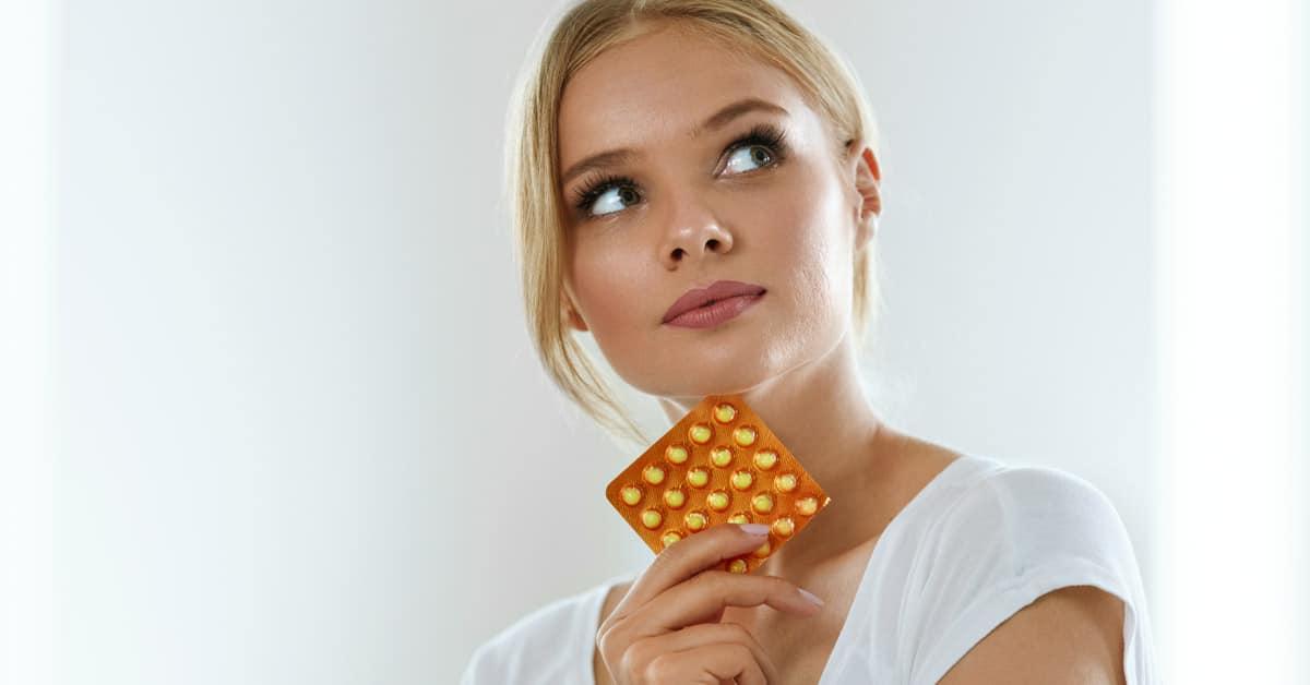 pilules contraceptives qui provoquent un gain de poids